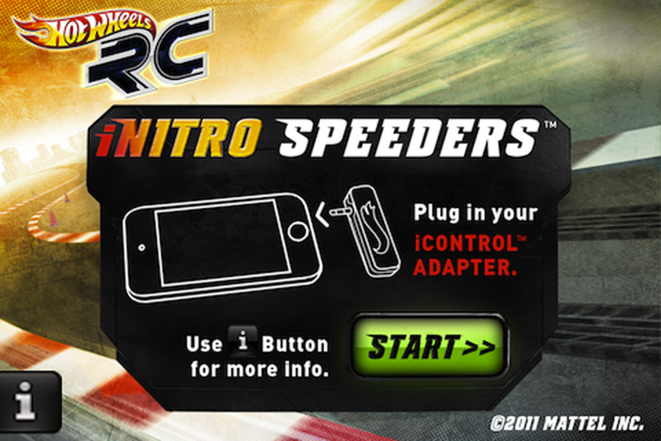 Screenshot Hot Wheels® RC iNITRO SPEEDERS™