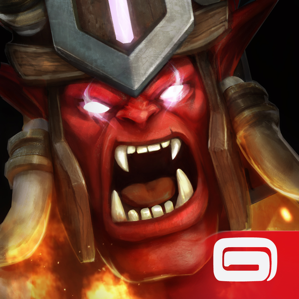 Heroes of Order & Chaos - Mehrspieler-Online-Spiel